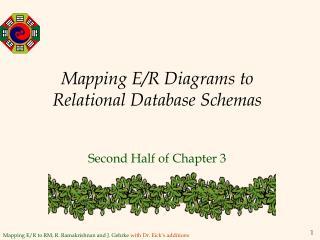 Mapping E