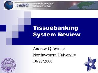Tissuebanking System Review