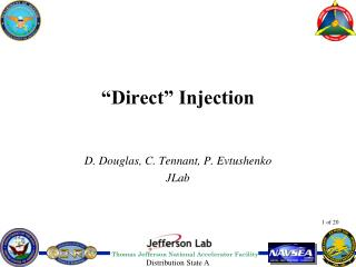 """Direct"" Injection"