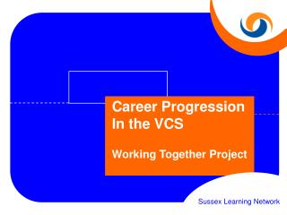 Career Progression In the VCS