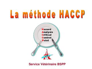 La m thode HACCP