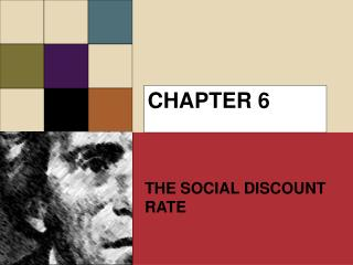 THE SOCIAL DISCOUNT RATE