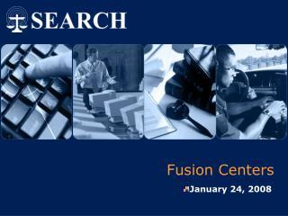 Fusion Centers