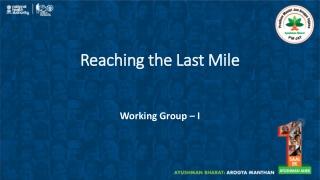 Group - I