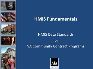 HMIS Fundamentals