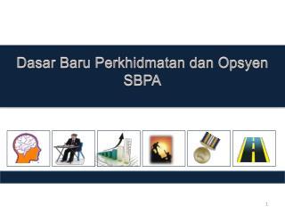 Dasar Baru Perkhidmatan dan Opsyen SBPA