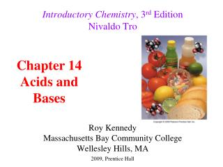 Introductory Chemistry, 3rd Edition Nivaldo Tro