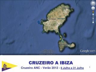 CRUZEIRO A IBIZA