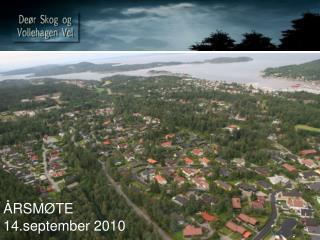 RSM TE 14.september 2010