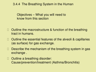 The Mechanism of Breathing Out