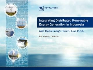 Community Energy Forum