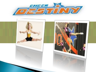 cheer and tumbling classes