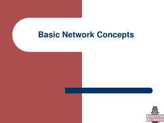 Basic Network Concepts