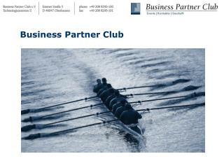 Business Partner Club