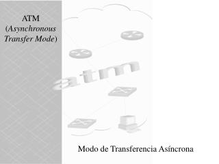 ATM Asynchronous Transfer Mode
