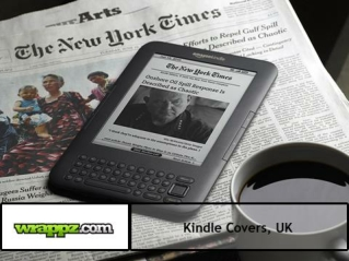Stylish Amazon Kindle Covers by Wrappz UK