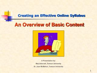 An Overview of Basic Content