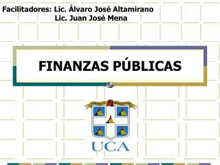 FINANZAS P BLICAS