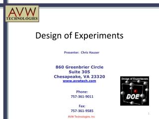 Applying Systems Engineering in the DOE Environment