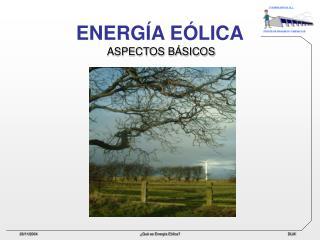 ENERG A E LICA