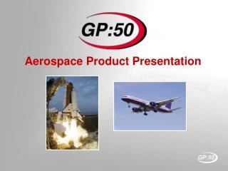 Aerospace Product Presentation