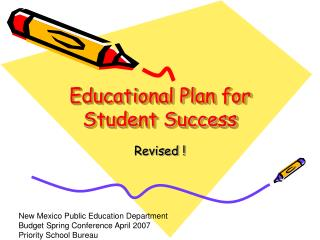 Educational Plan for Student Success