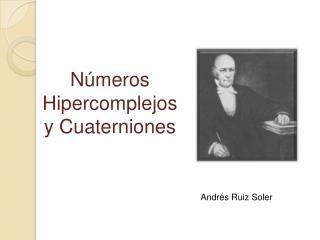 Andr s Ruiz Soler