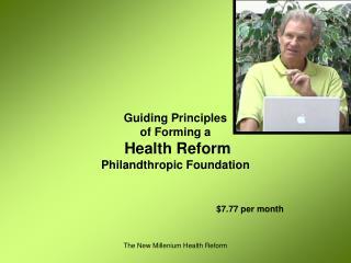 Health Reform Philandtropy
