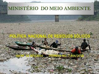 MINIST RIO  DO MEIO AMBIENTE