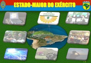 ESTADO-MAIOR DO EX RCITO
