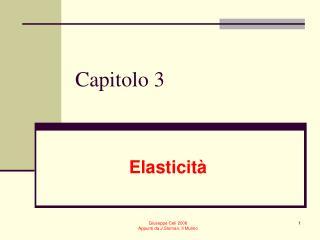 Capitolo 3