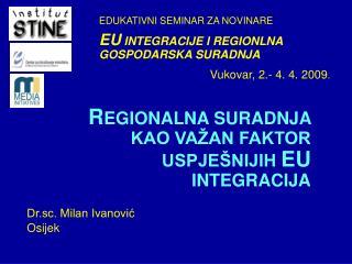 Dr.sc. Milan Ivanovic Osijek