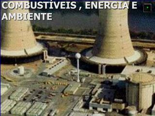 COMBUST VEIS , ENERGIA E AMBIENTE