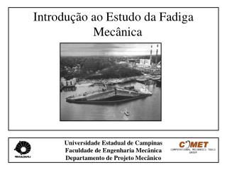 Universidade Estadual de Campinas Faculdade de Engenharia Mec nica Departamento de Projeto Mec nico