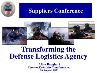 Suppliers Conference