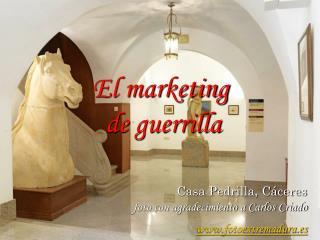 Casa Pedrilla, C ceres foto con agradecimiento a Carlos Criado fotoextremadura.es
