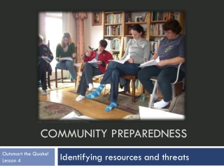 Community Preparedness