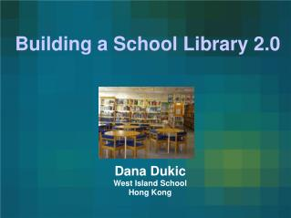 Building a School Library 2.0