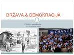DR AVA  DEMOKRACIJA