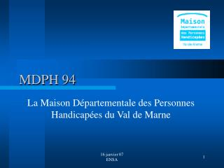 MDPH 94