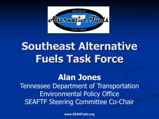 Southeast Alternative Fuels Task Force