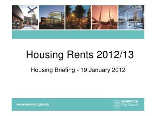 Housing Rents 2012