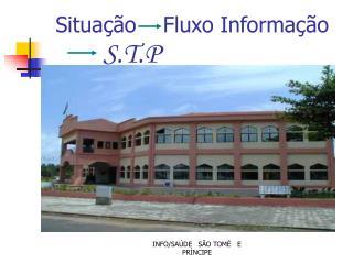 Situa  o    Fluxo Informa  o         S.T.P