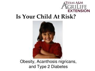 Is Your Child At Risk