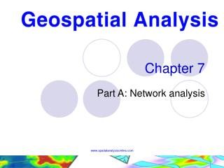 Part A: Network analysis