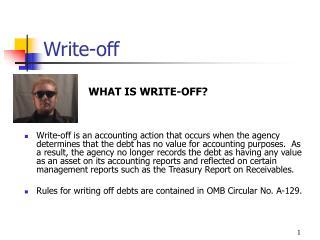 Write-off