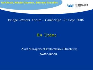 Asset Management Performance Structures