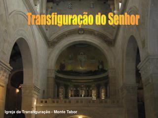 Transfigura  o do Senhor