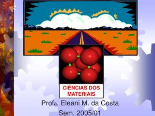 Profa. Eleani M. da Costa Sem. 2005