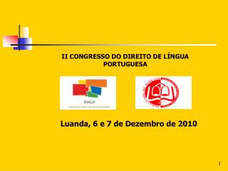 Luanda, 6 e 7 de Dezembro de 2010